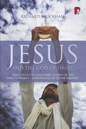Jesus And The God Of Israel image