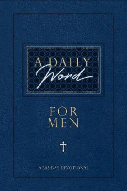 Product: A Daily Word For Men Image