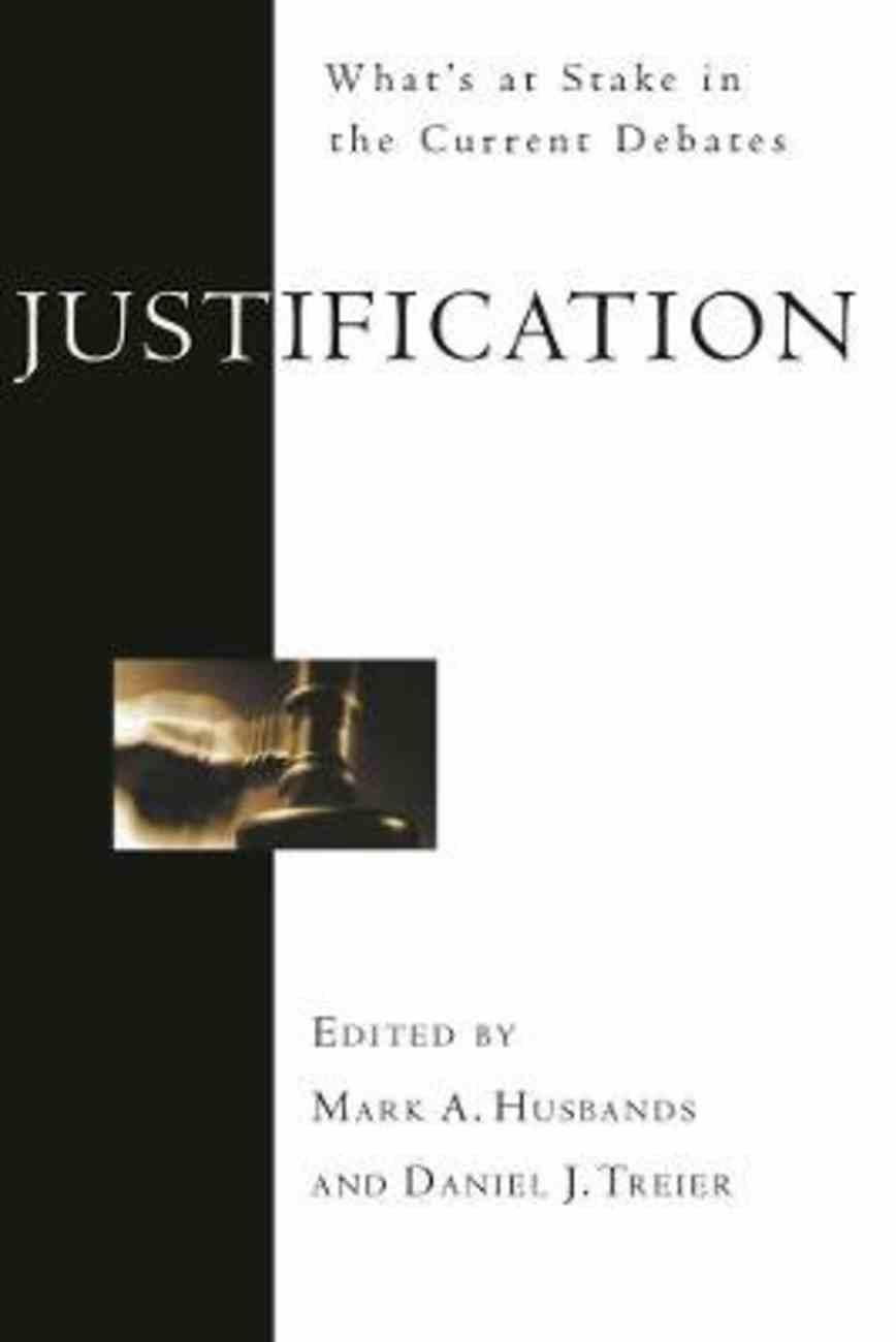 Justification Paperback