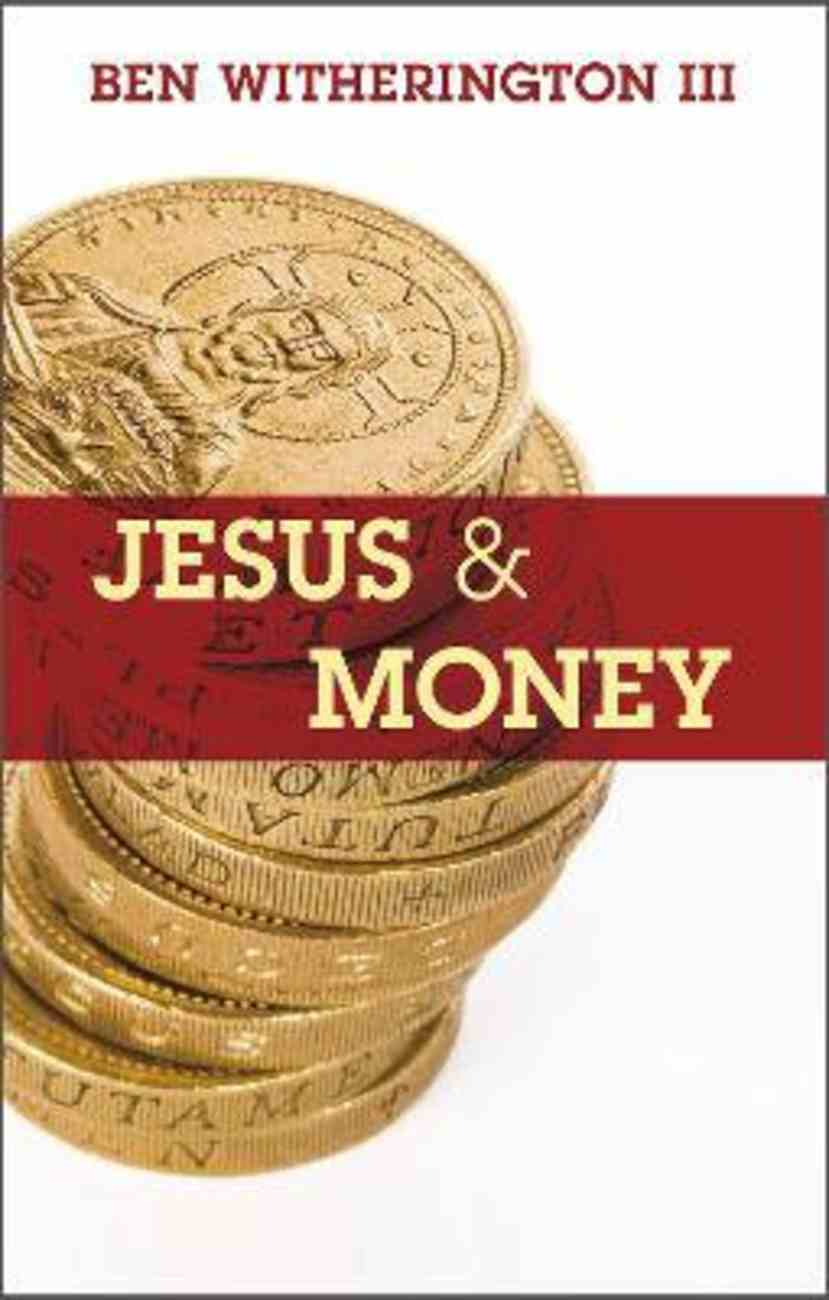 Jesus and Money Paperback