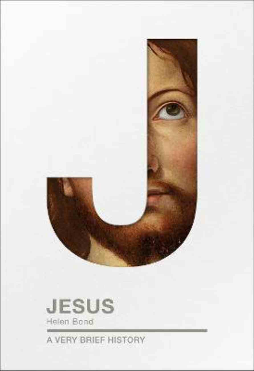 Jesus (A Very Brief History Series) Paperback