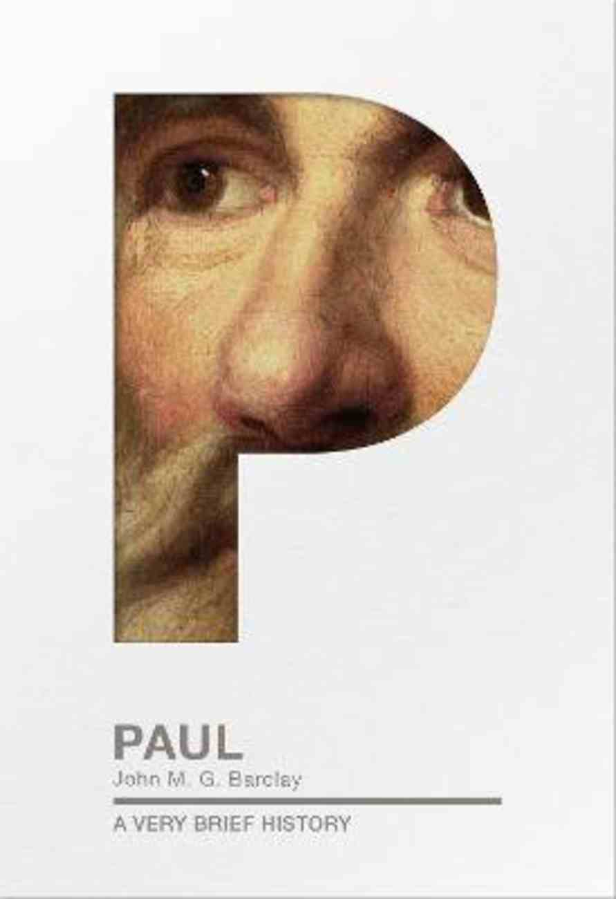 Paul (A Very Brief History Series) Paperback