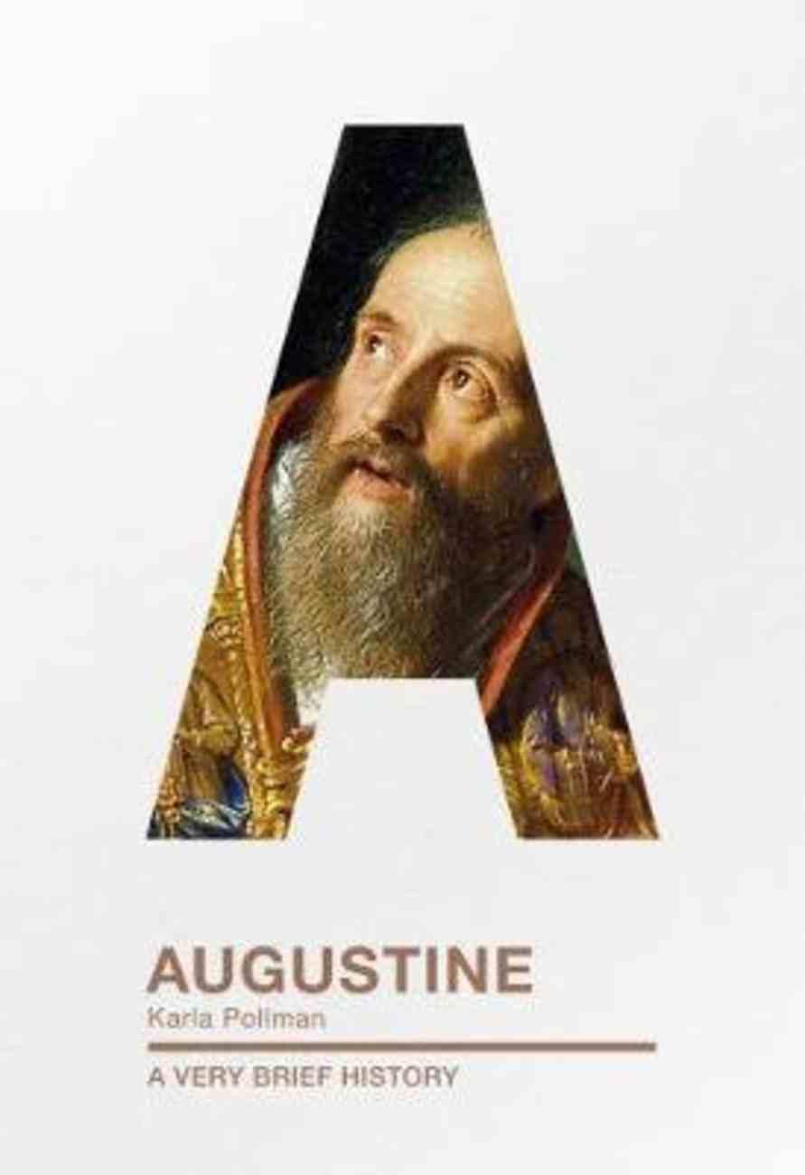 Augustine (A Very Brief History Series) Paperback