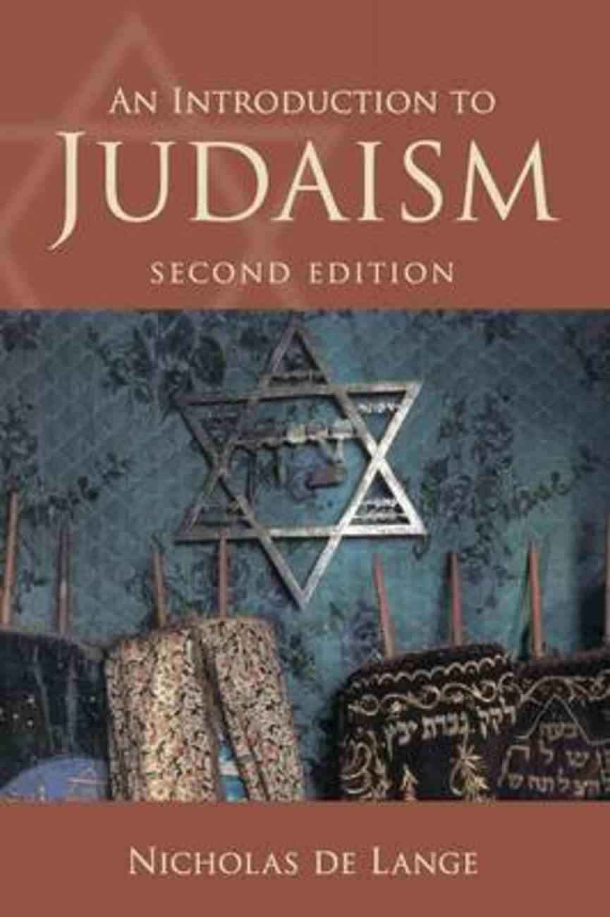 Introduction to Judaism (2nd Edition) Paperback