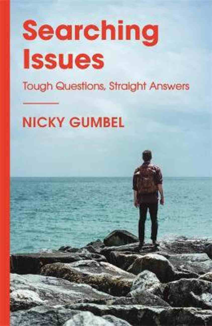 Searching Issues - Tough Questions Straight Answers (Alpha Course) PB (Smaller)