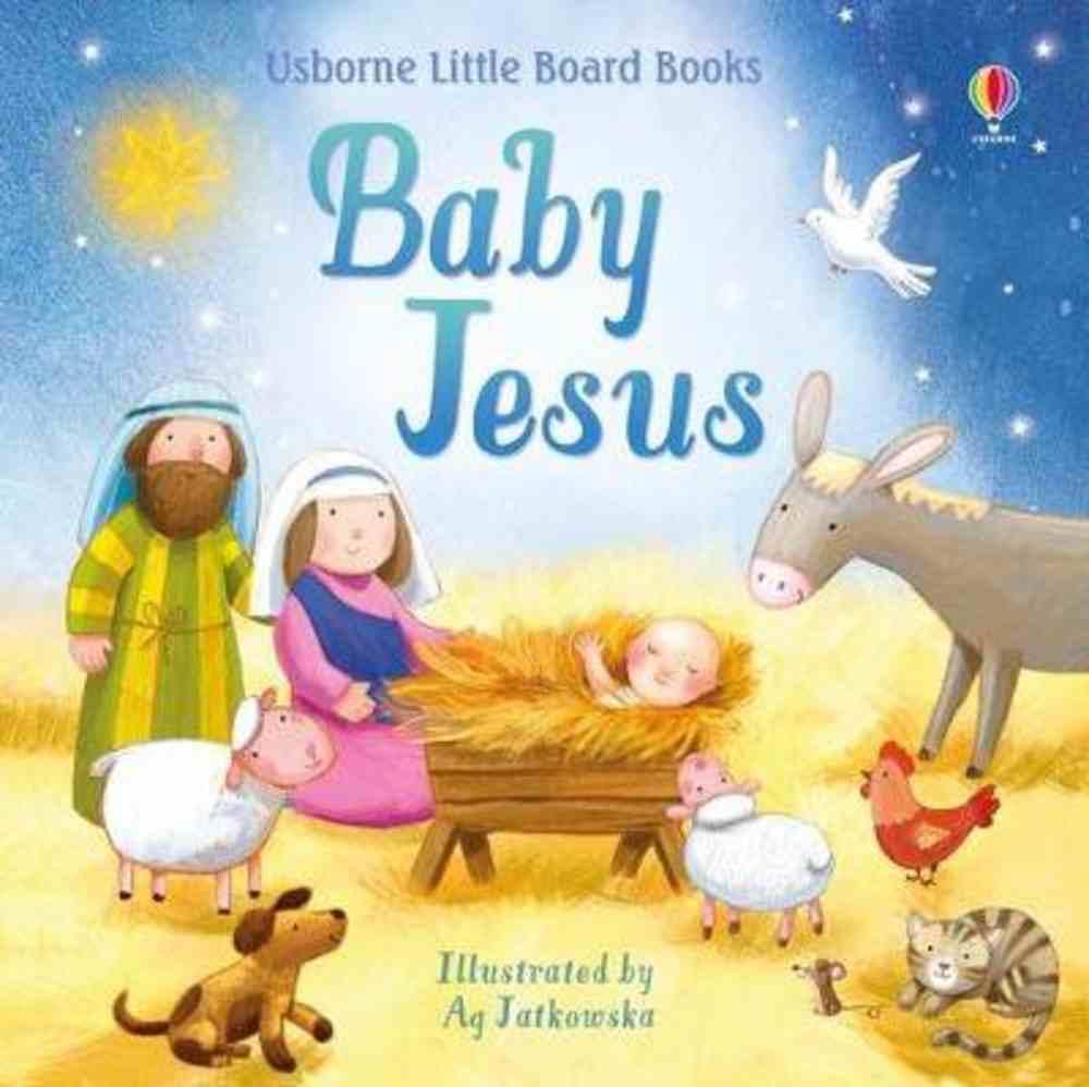 Baby Jesus Board Book