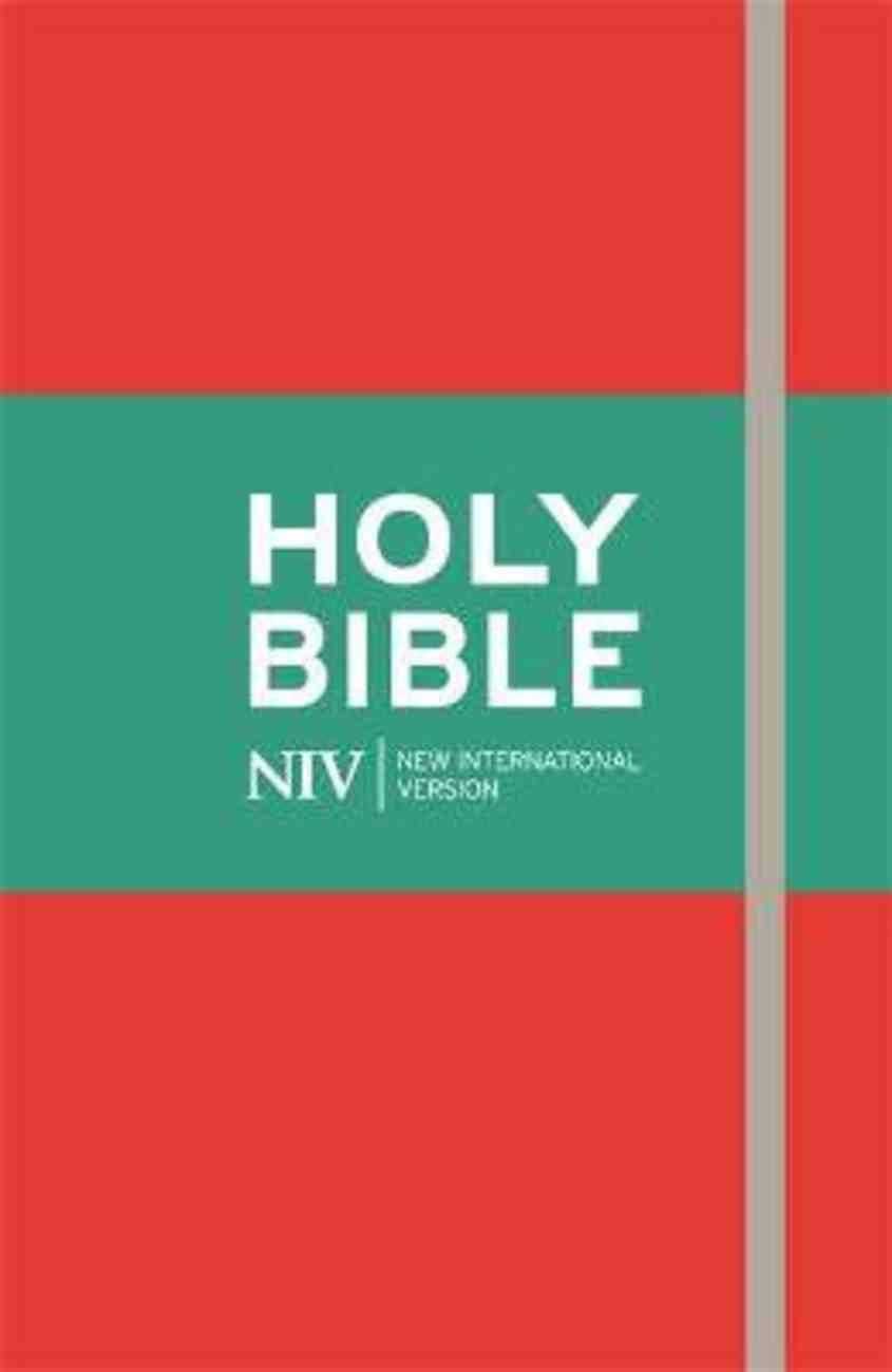 NIV Thinline Bible Flexi Back