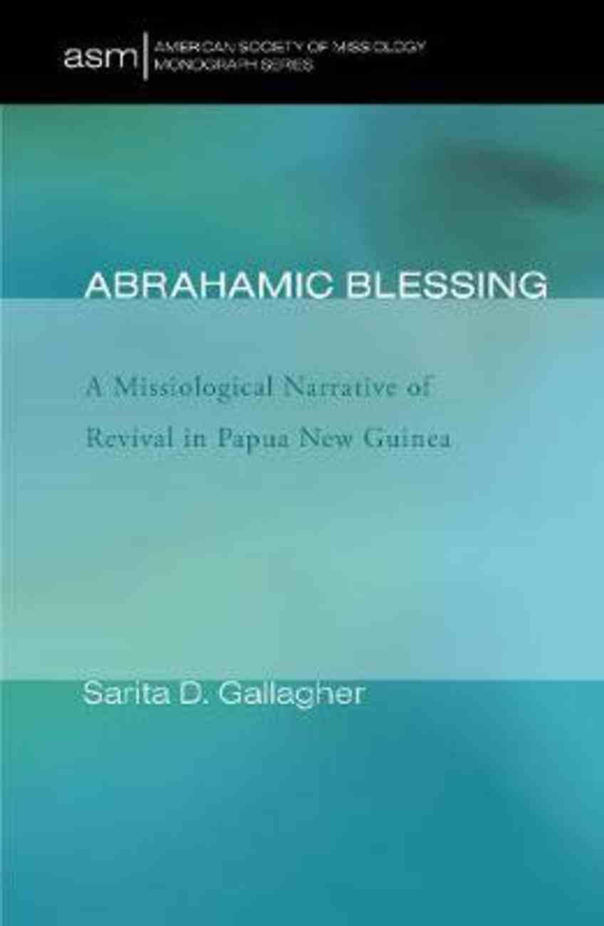 Abrahamic Blessing Paperback