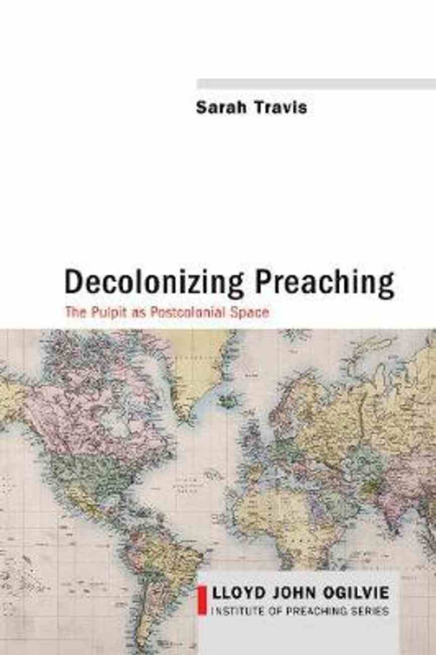 Decolonizing Preaching Paperback
