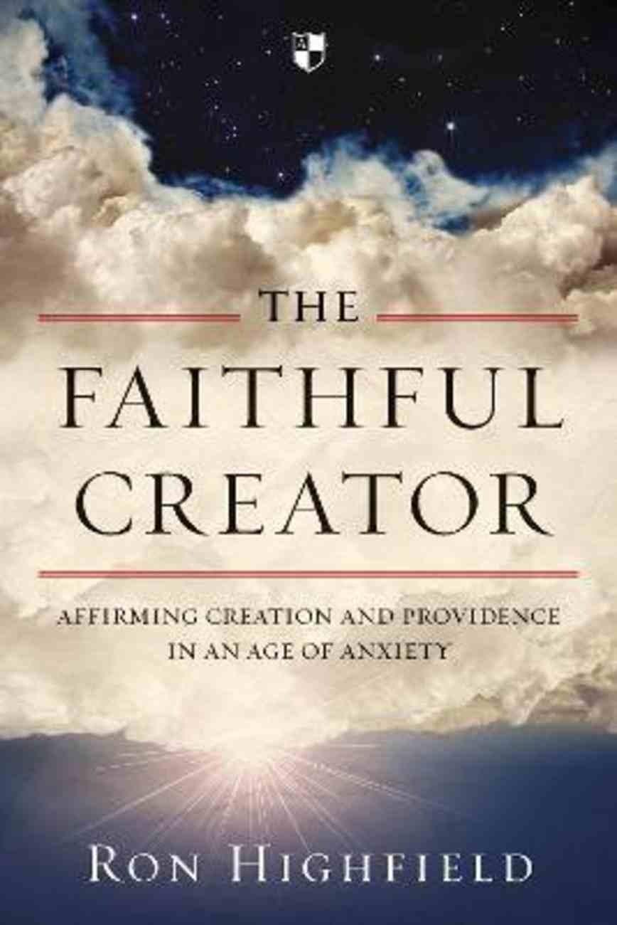 The Faithful Creator Paperback
