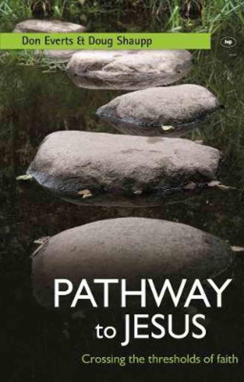 Pathways to Jesus Paperback
