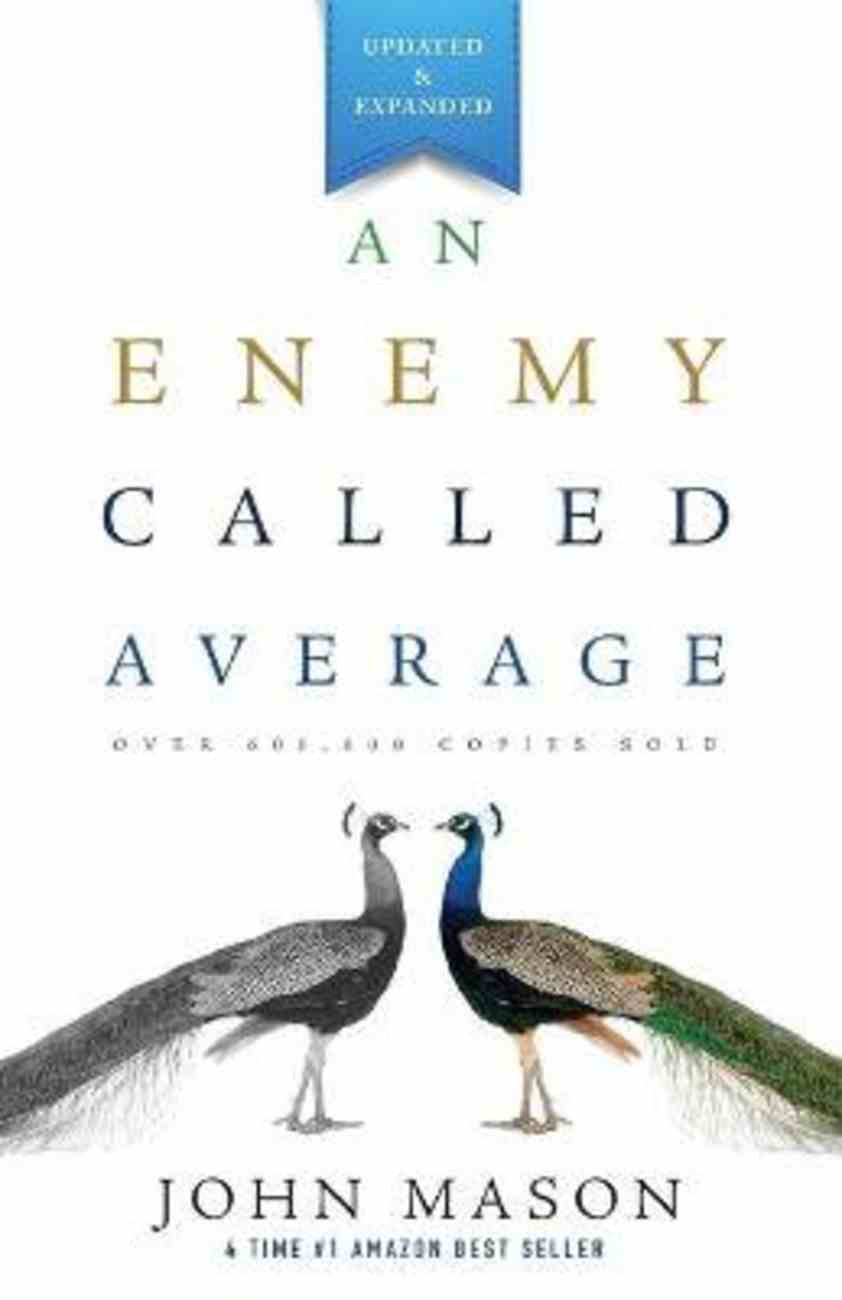 An Enemy Called Average Paperback