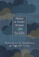 Peace In Every Storm image