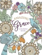 Amazing Grace Coloring Book image