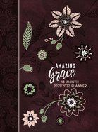 2022 18 Month Planner: Amazing Grace (Faux Ziparound) image