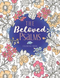 Product: Beloved Psalms Coloring Book, The Image