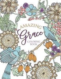 Product: Amazing Grace Coloring Book Image