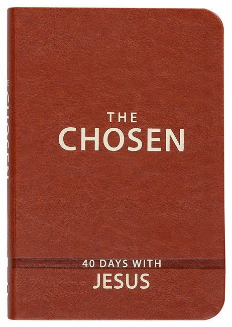 Product: Chosen, The: 40 Days With Jesus Image