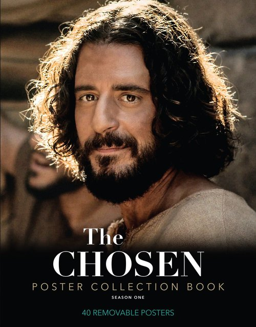 Product: Chosen, The, Poster Collection Book Season One Image