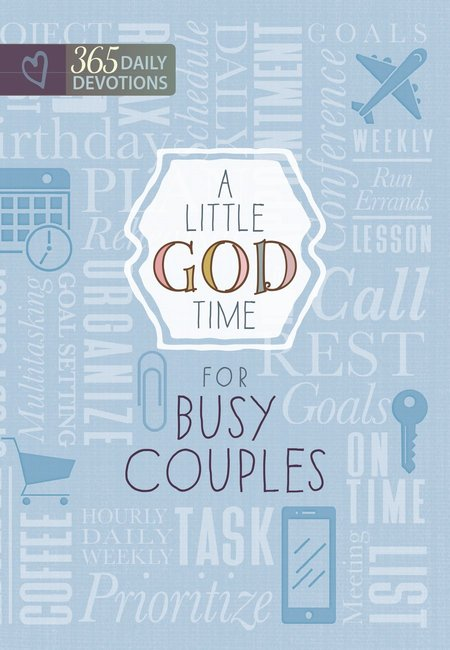 Product: A Little God Time For Busy Couples Image