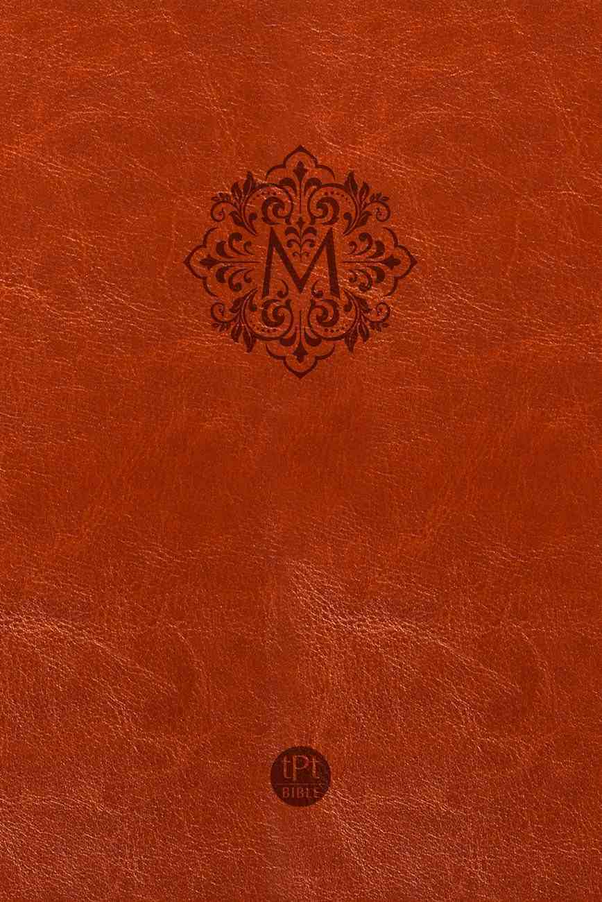 TPT New Testament Masterpiece Edition (With Psalms Proverbs And Song Of Songs) Imitation Leather