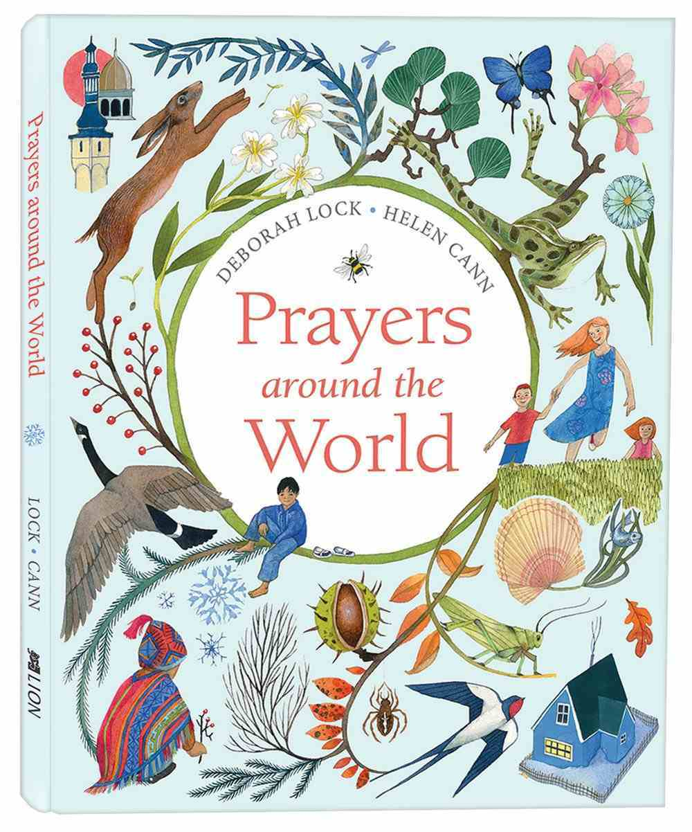 Prayers Around the World Hardback