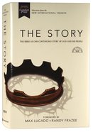 NIV the Story Comfort Print Edition Hardback