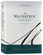 ESV Macarthur Study Bible 2nd Edition (Black Letter Edition) Hardback