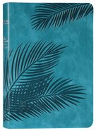 Tpt New Testament (2020 Edition) Large Print Teal