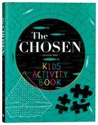 The Chosen Kids Activity Book (Season One) (The Chosen Series) Paperback