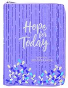 2022 18 Month Planner: Hope For Today (Faux Ziparound)