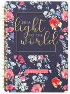 2022 12-Month Daily Diary/Planner: Be a Light to the World Spiral