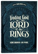 Finding God in the Lord of the Rings Paperback