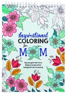 Acb: Inspirational Coloring For Mum Spiral