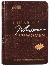 Product: I Hear His Whisper For Women Image