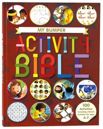 Product: My Bumper Activity Bible Image
