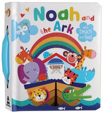 Product: Noah And The Ark With Touch And Feel Image