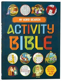 Product: My Word Search Activity Bible Image