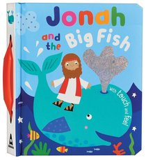 Product: Jonah And The Big Fish With Touch And Feel Image