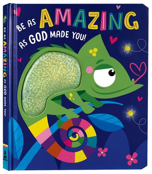 Product: Be As Amazing As God Made You Image