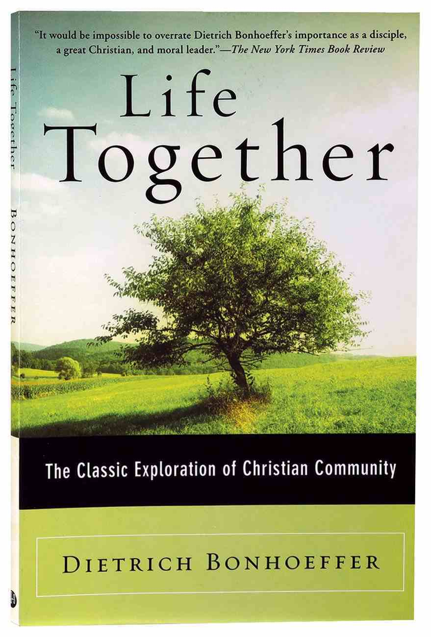 Life Together Paperback