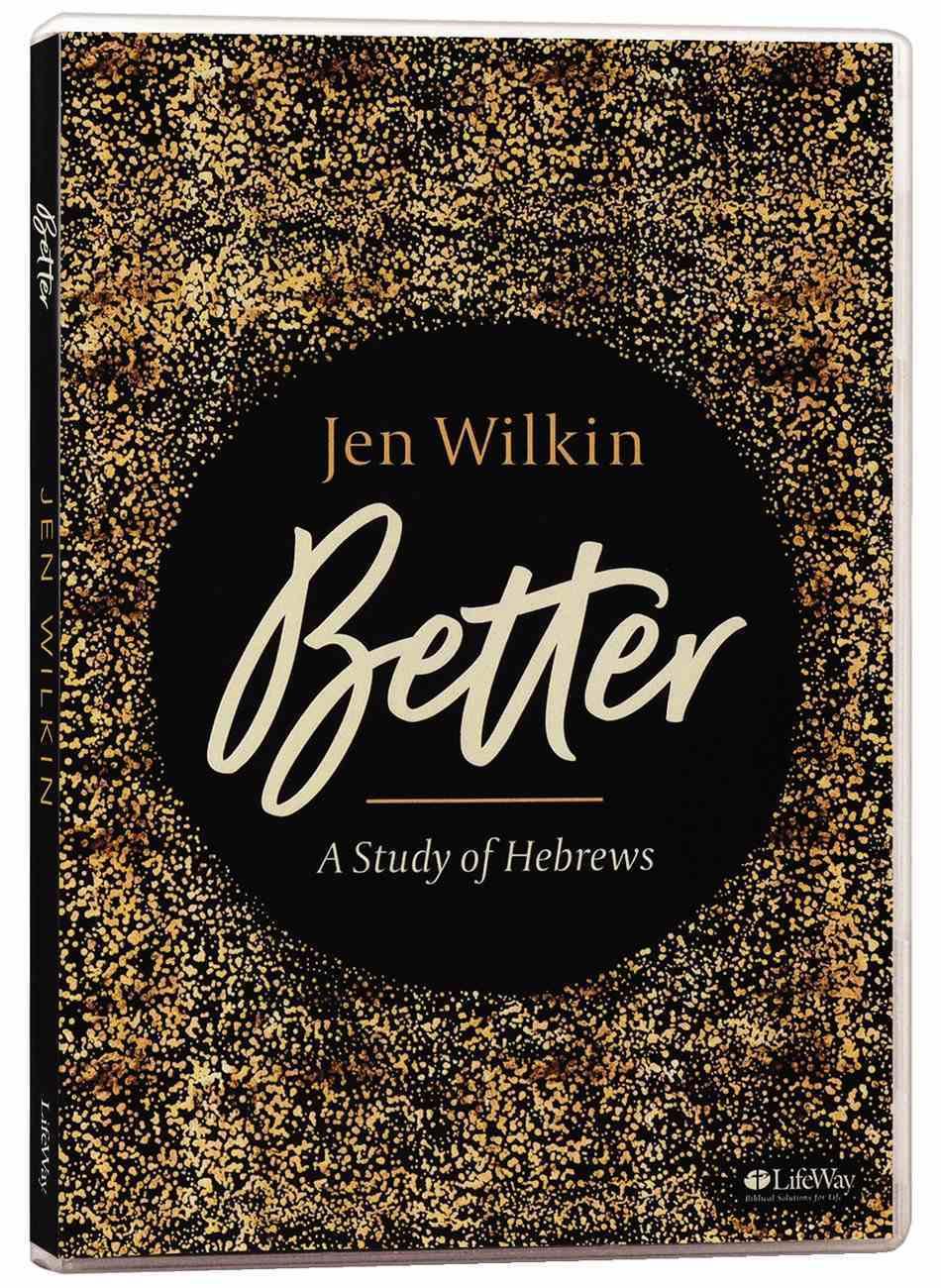 Better: A Study of Hebrews (Dvd Only Set) DVD