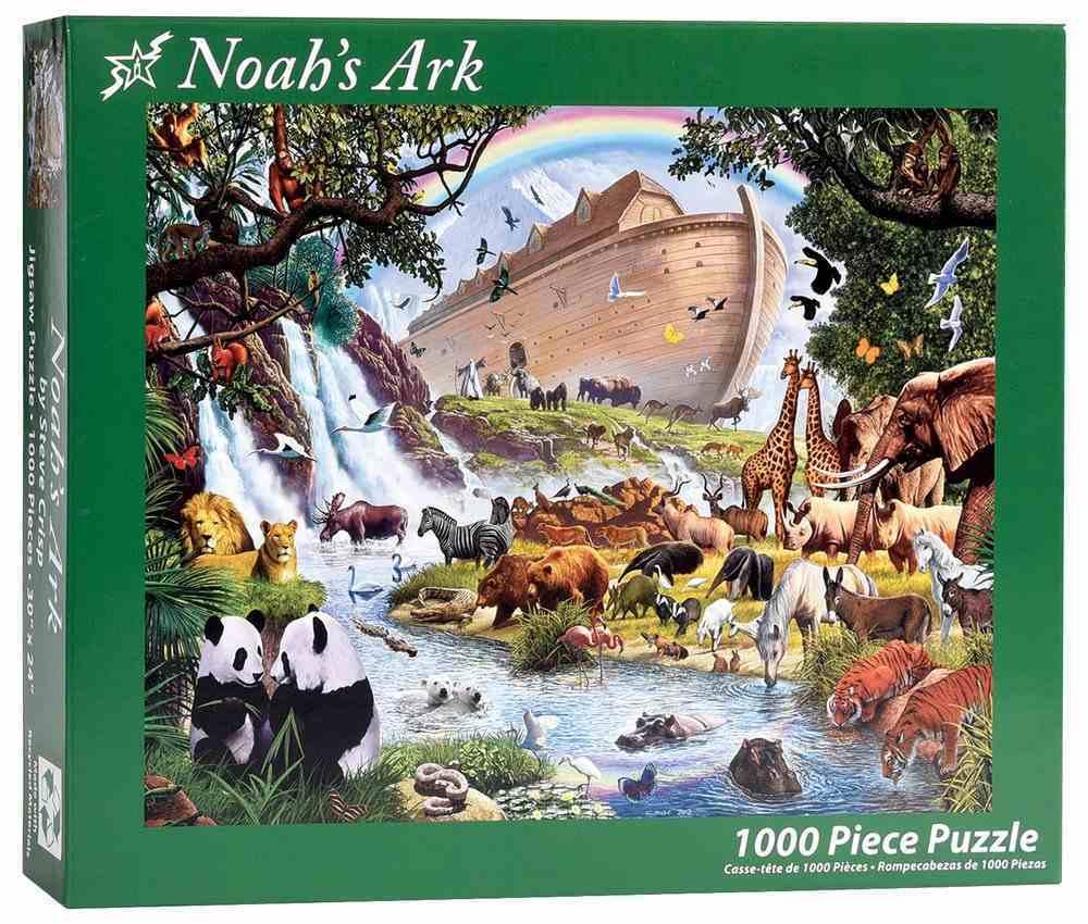 Jigsaw Puzzle Noahs Ark (1000 Piece) Game
