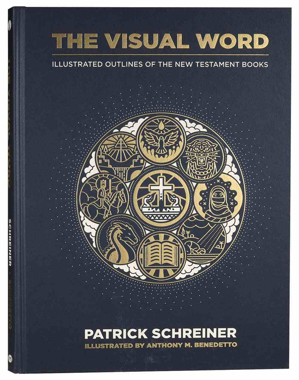 The Visual Word: Illustrated Outlines of the New Testament Books Hardback