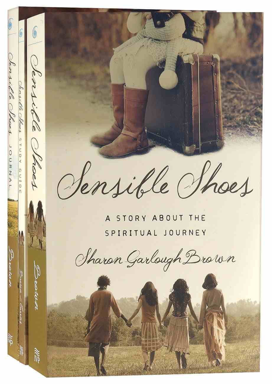 Sensible Shoes : Contains the Novel, Prayer Cards, Journal & Study Guide (Participant Kit) (#01 in Sensible Shoes Series) Pack