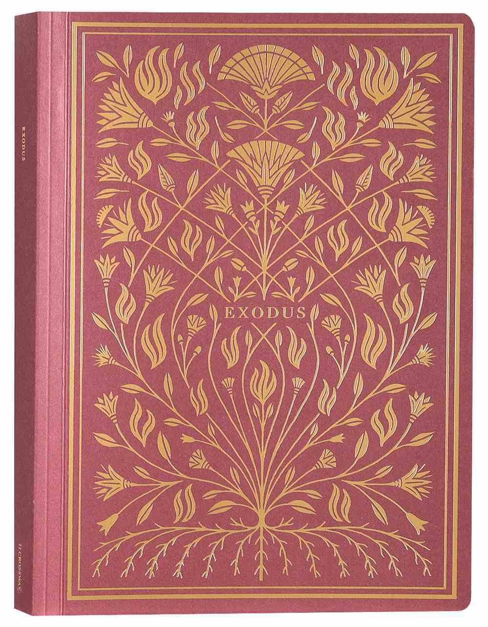 ESV Illuminated Scripture Journal Exodus (Black Letter Edition) Paperback