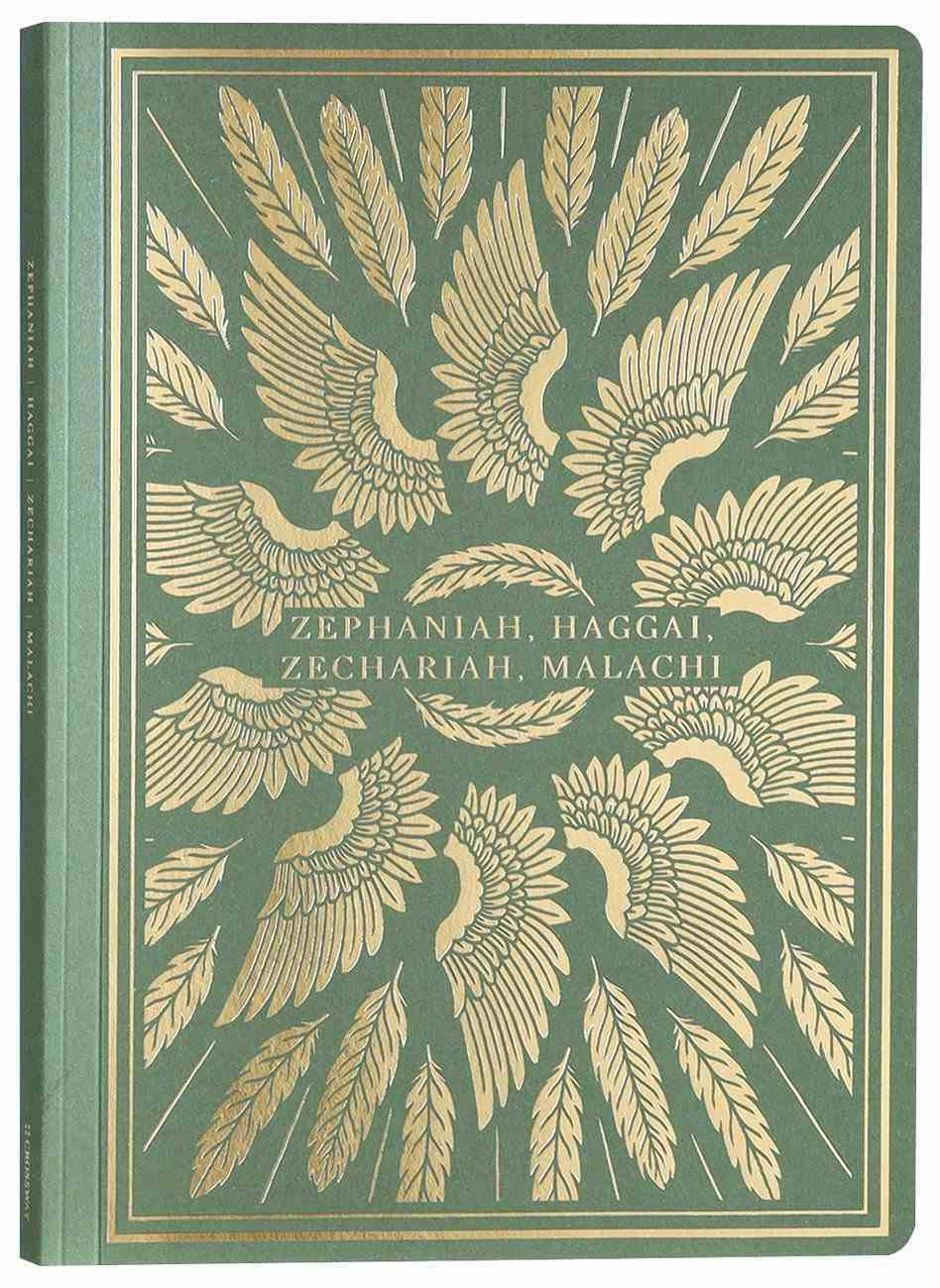 ESV Illuminated Scripture Journal Zephaniah Haggai Zechariah and Malachi (Black Letter Edition) Paperback