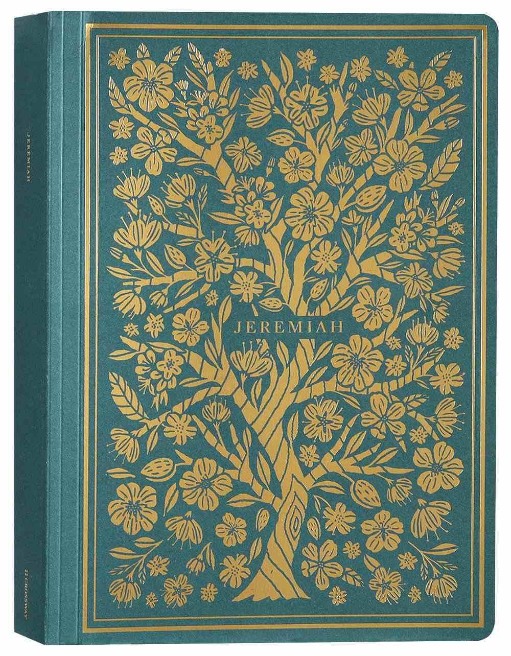 ESV Illuminated Scripture Journal Jeremiah (Black Letter Edition) Paperback