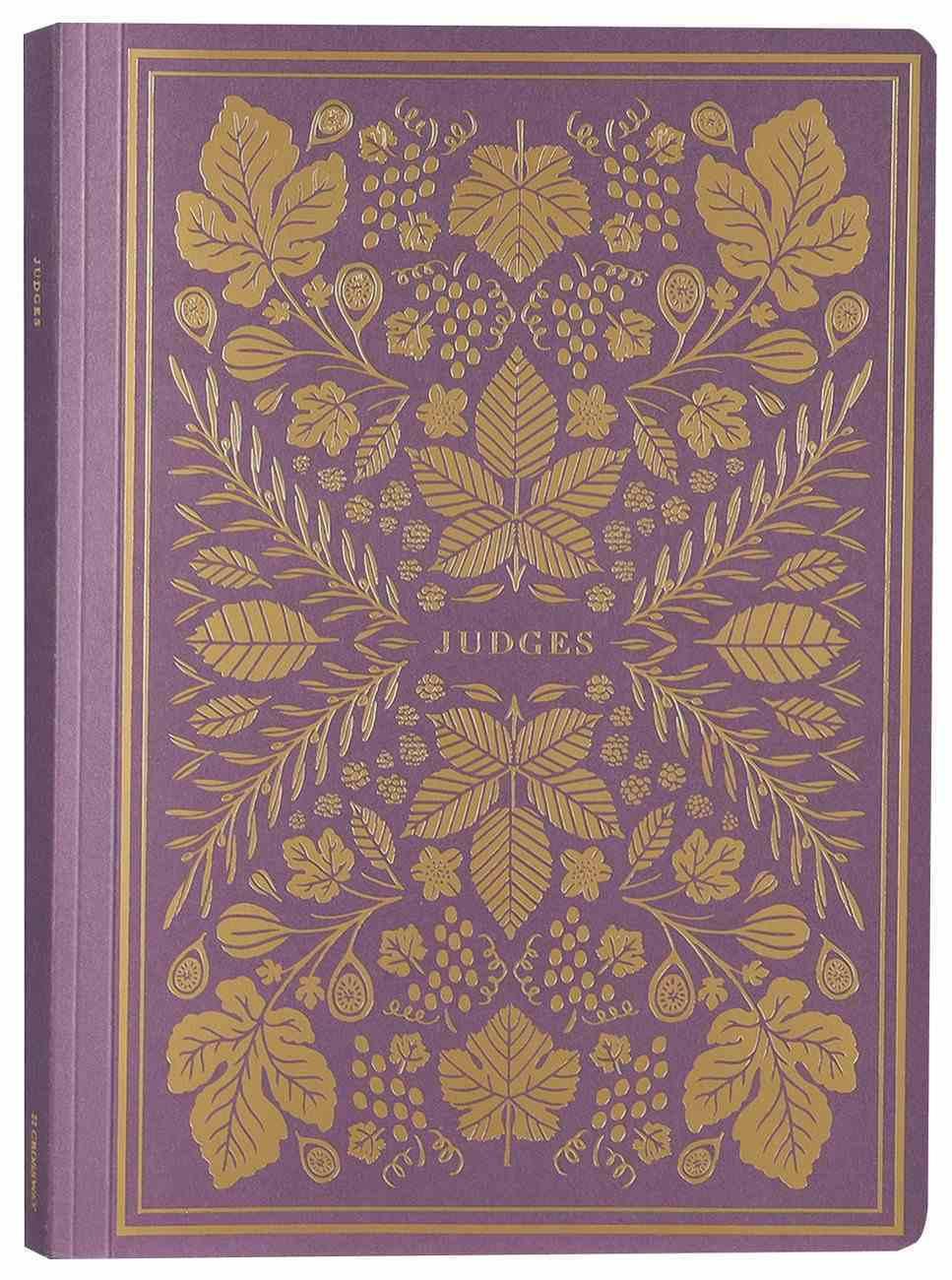 ESV Illuminated Scripture Journal Judges (Black Letter Edition) Paperback