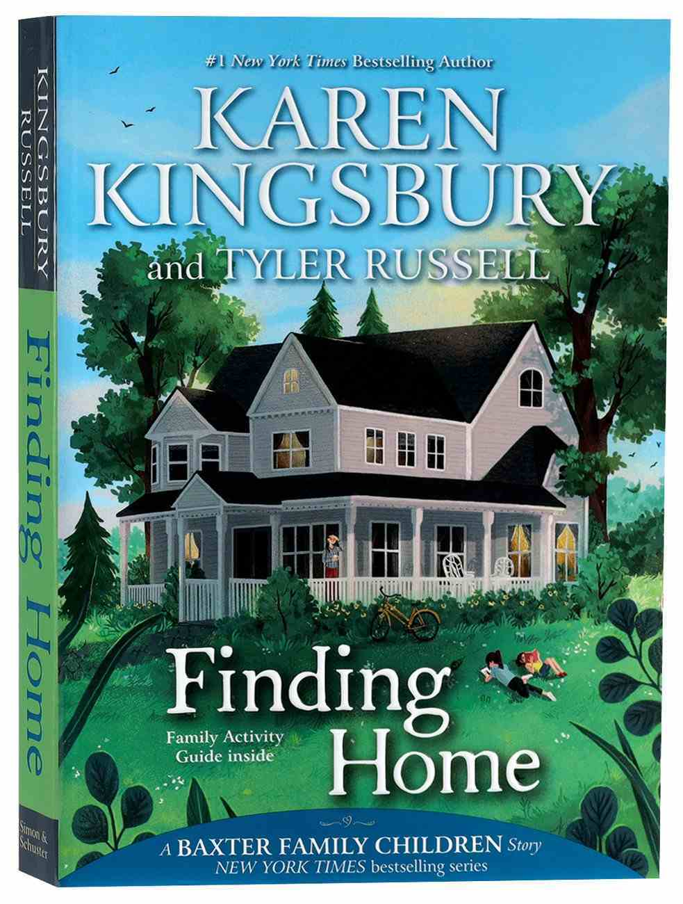 Finding Home (#02 in Baxter Family Children's Story Series) Paperback